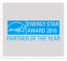 2016 ENERGY STAR® Partner of the Year Award