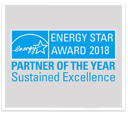 2018 ENERGY STAR® Partner of the Year Award
