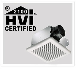 Home Ventilation Institute Certified