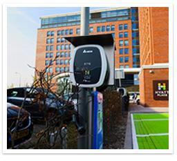 電動車充電解決方案